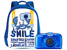 """Фотоаппарат Nikon """"CoolPix W100 Kit"""""""