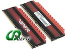 "Модуль памяти 2x4ГБ DDR4 Patriot ""Viper PV48G300C6K"" (PC24000, CL16)"