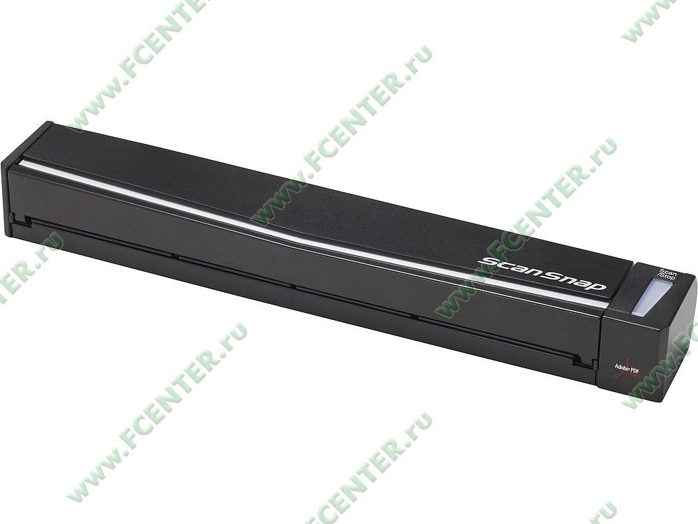 """Сканер Fujitsu """"ScanSnap S1100i"""" A4 (USB2.0). Фото производителя."""