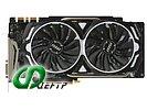 """Видеокарта MSI """"GeForce GTX 1080 Ti ARMOR 11G OC 11ГБ"""""""