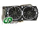 """Видеокарта MSI """"Radeon RX 570 ARMOR 4G OC 4ГБ"""""""
