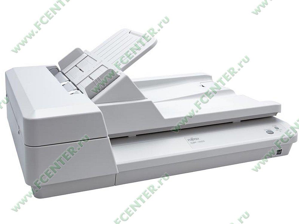 """Сканер Fujitsu """"SP-1425"""" A4 (USB2.0). Фото производителя."""