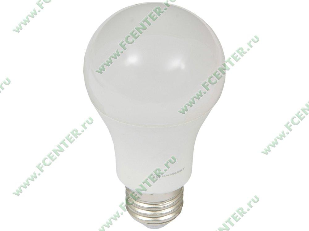 """Лампа светодиодная Наносвет """"LC-GLS-15/E27/827"""" ART.L196. Вид спереди."""