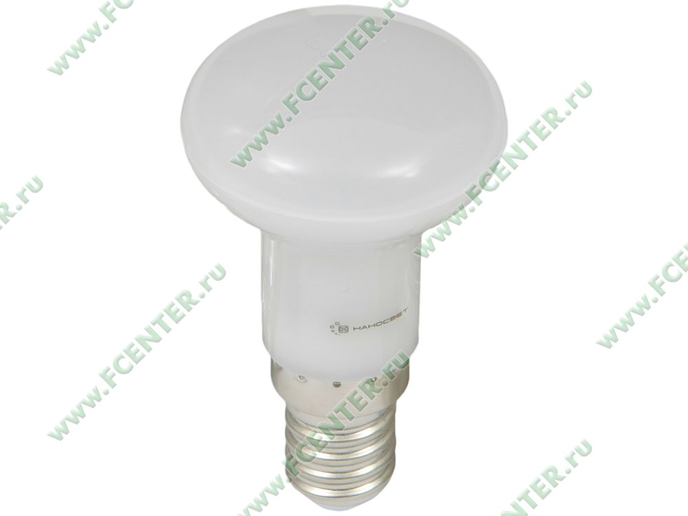 """Лампа светодиодная Наносвет """"LE-R39-3.5/E14/840"""" ART.L261. Вид спереди."""