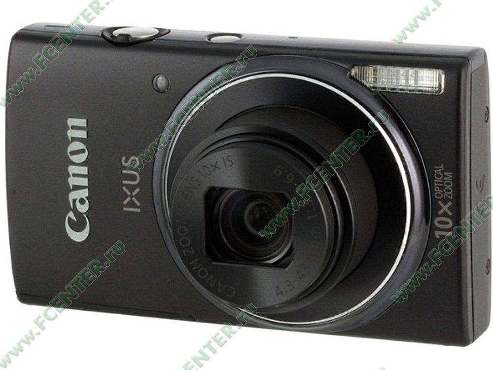 "Фотоаппарат Canon ""IXUS 190"". Фото производителя."