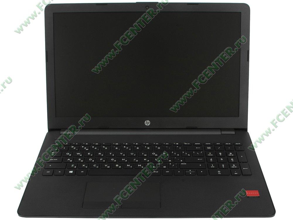 """Ноутбук HP """"15-bw059ur"""". Вид cпереди 1."""