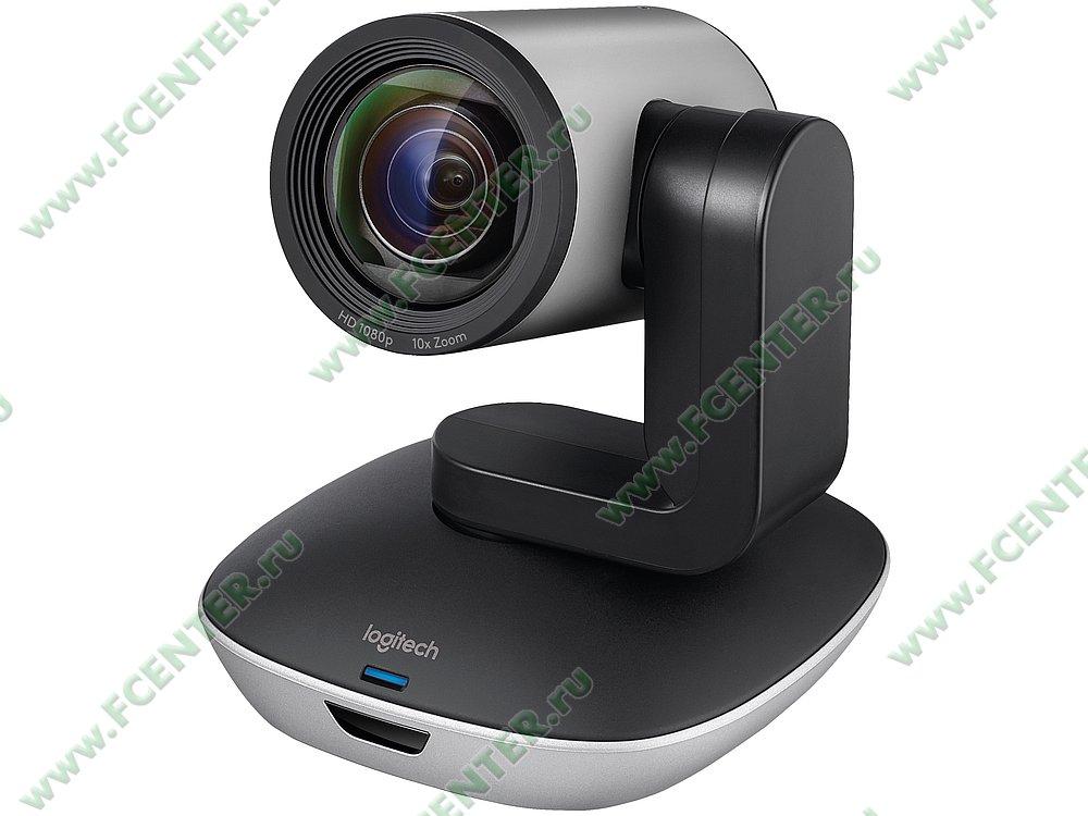 """Веб-камера Logitech """"Group"""" (USB2.0, Bluetooth). Фото производителя 1."""