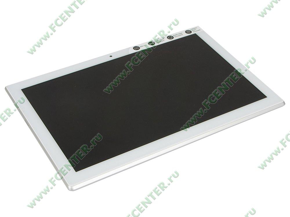 """Планшет Lenovo """"Tab4 10 TB-X304L"""". Вид спереди 1."""