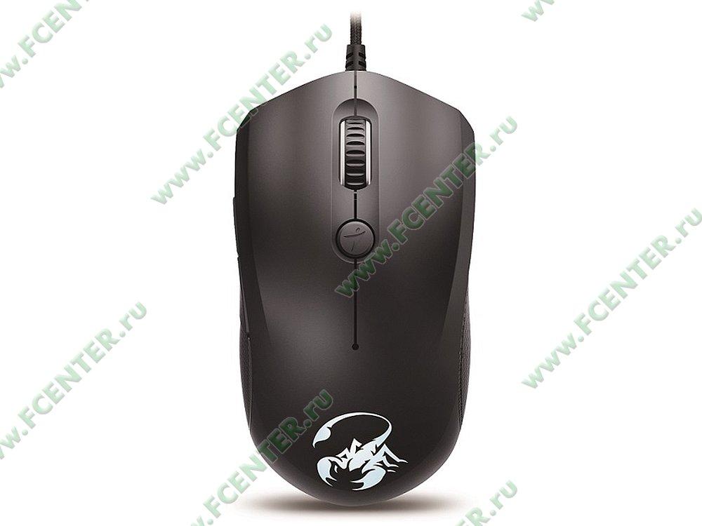 """Оптическая мышь Genius """"Scorpion M6-600"""" (USB). Фото производителя 1."""