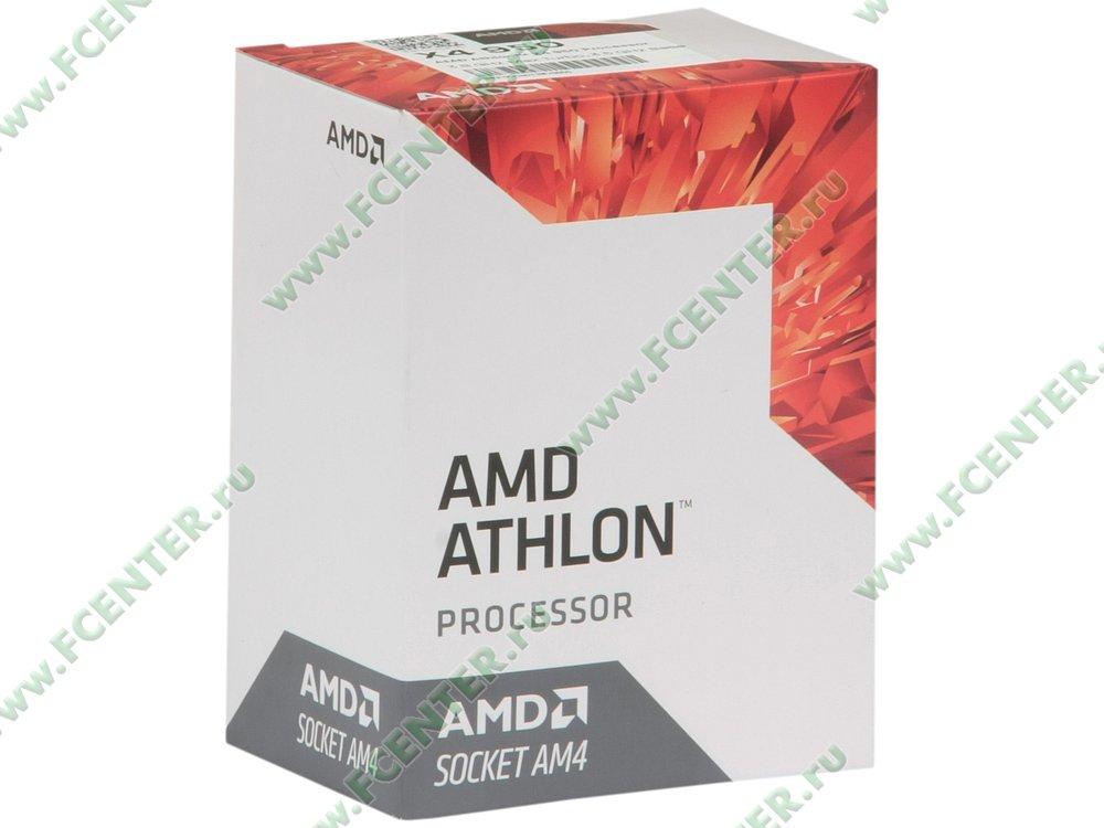 """Процессор AMD """"Athlon X4 950"""" SocketAM4. Коробка."""
