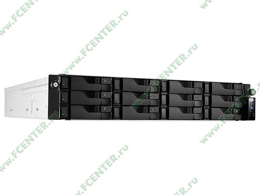 """Сетевое хранилище данных (NAS) ASUSTOR """"AS7012RDX"""". Фото производителя."""