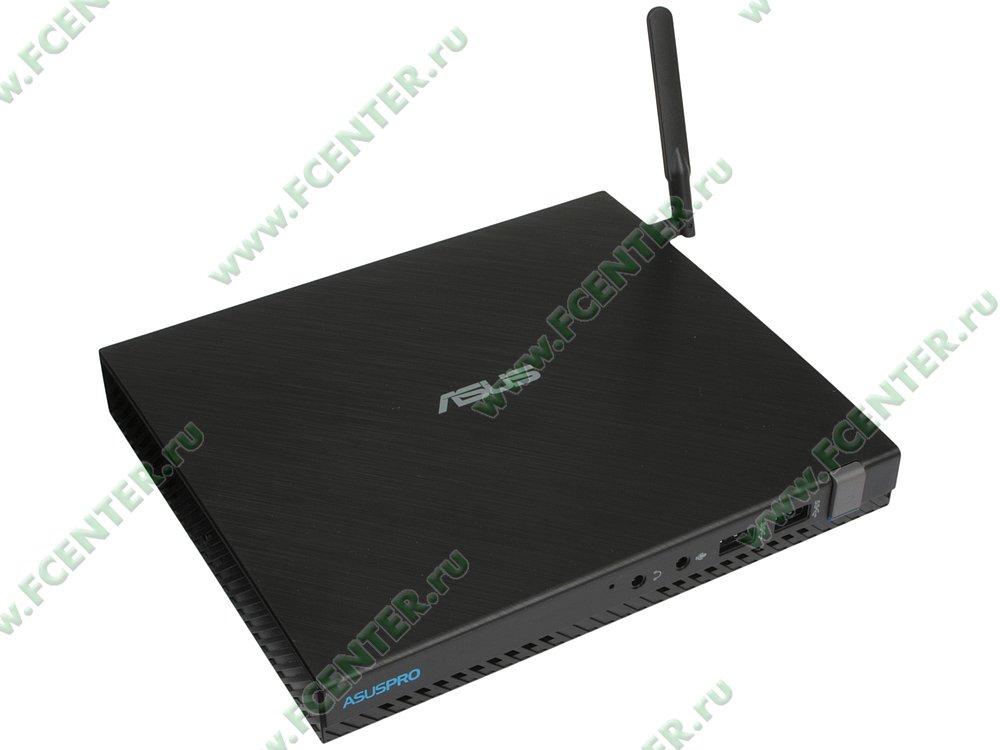"""Неттоп ASUS """"Mini PC E520-B061Z"""". Вид спереди."""