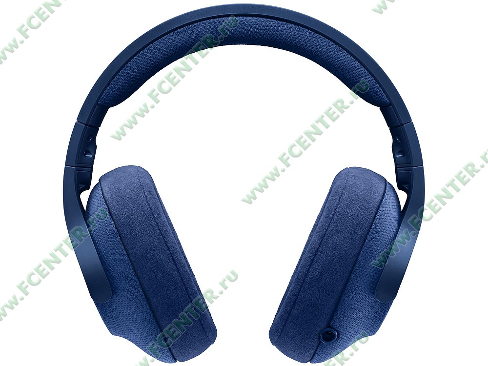 "Гарнитура Logitech ""G433 7.1 Wired Surround Gaming Headset"" (USB). Фото производителя 1."