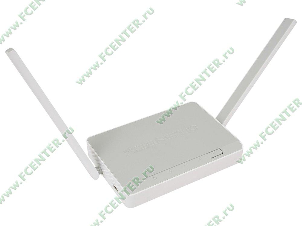 "Беспроводной маршрутизатор KEENETIC ""OMNI"" KN-1410. Вид спереди."