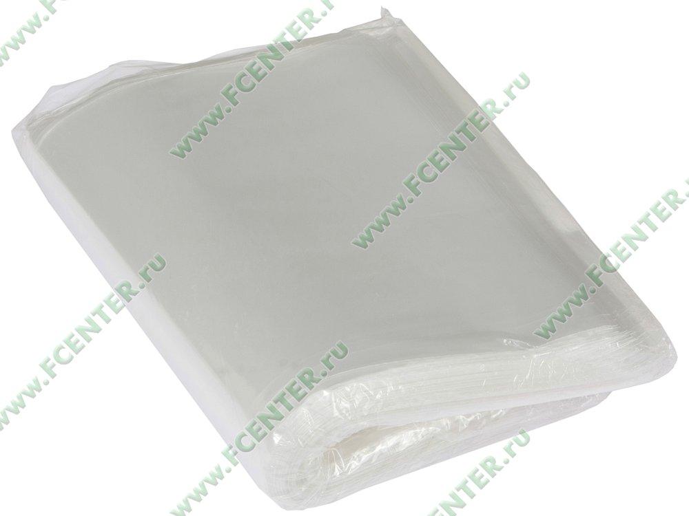 null конверты для DVD-Box (200шт./уп.). Вид спереди.