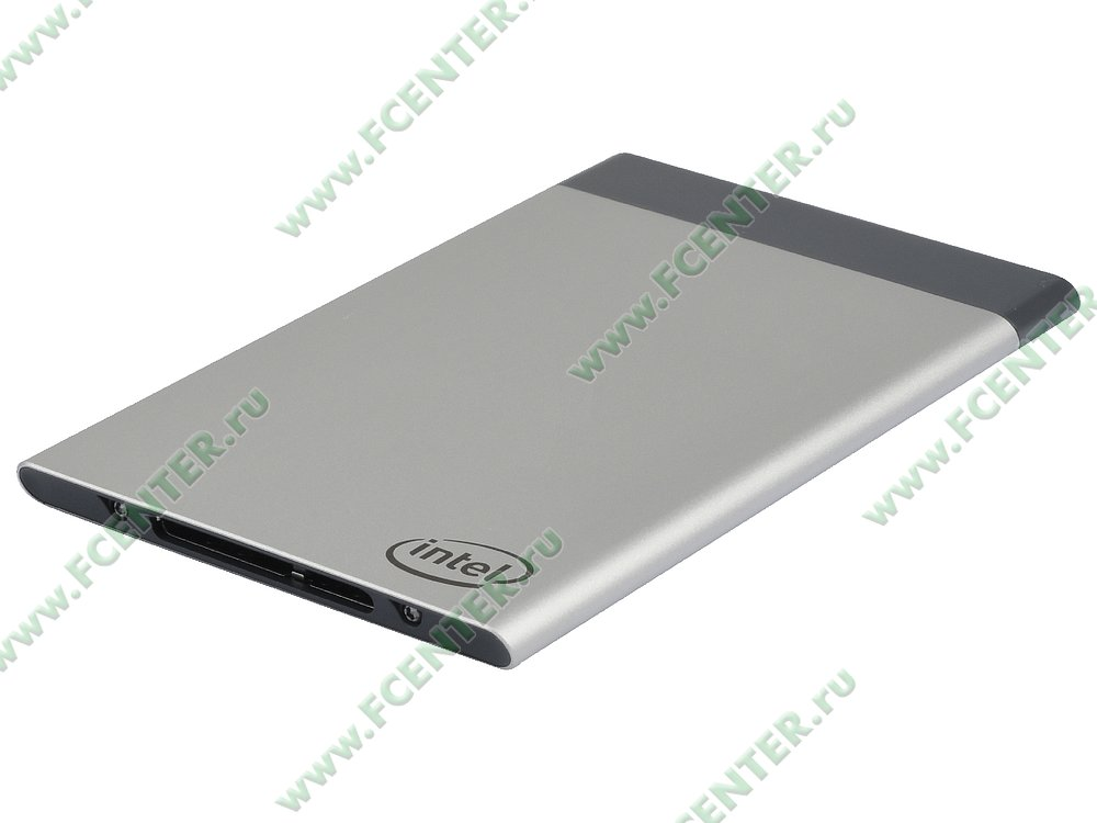 "Микрокомпьютер Intel ""Compute Card CD1P64GK"". Фото производителя."