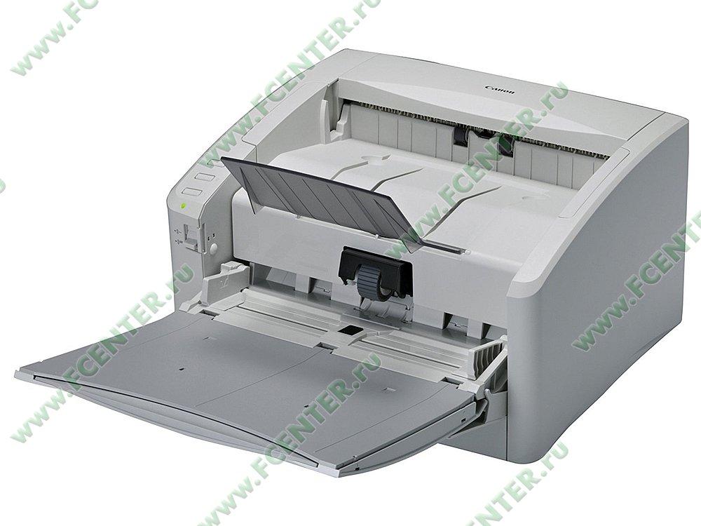 "Сканер Canon ""imageFORMULA DR-6010C"" (USB2.0, SCSI). Фото производителя."