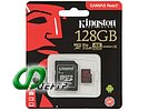 "Карта памяти 128ГБ Kingston ""SDCR/128GB"" microSDXC UHS-I"
