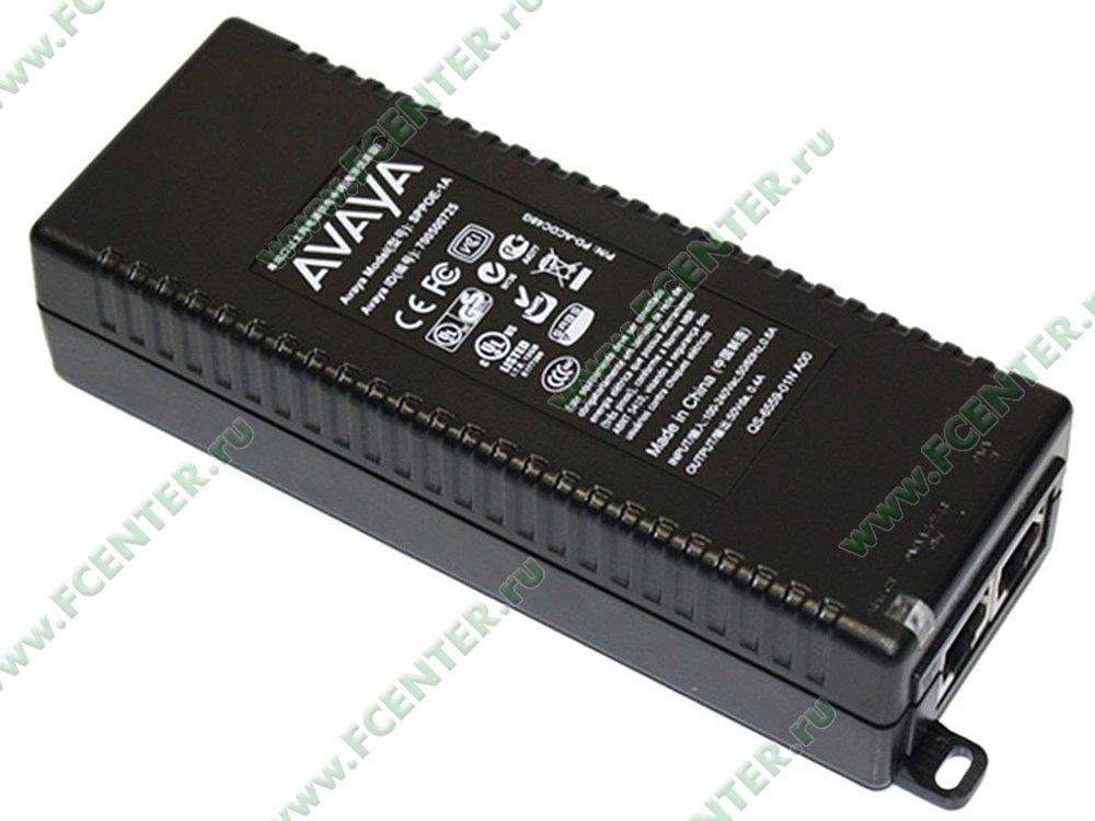 null Блок питания для телефона Avaya. Фото производителя.