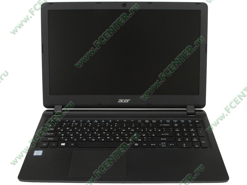 """Ноутбук Acer """"Extensa 15 EX2540-39AR"""". Вид cпереди 1."""