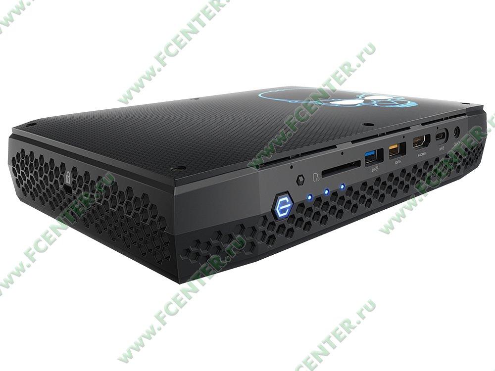 """Платформа """"NUC"""" Intel """"NUC8i7HNK2"""". Фото производителя 1."""