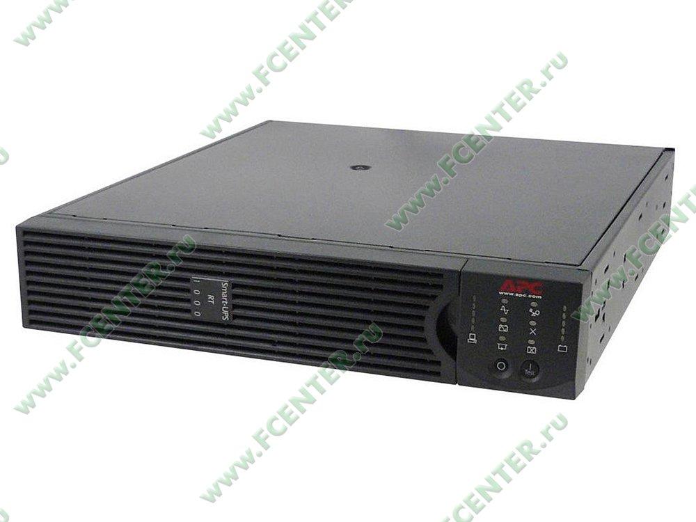 """Источник бесперебойного питания 1000ВА APC """"Smart-UPS RT 1000"""" (COM). Фото производителя."""