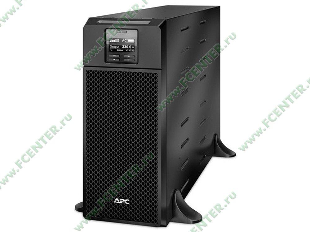 """Источник бесперебойного питания 6000ВА APC """"Smart-UPS SRT 6000"""" (COM, USB, LAN). Фото производителя."""