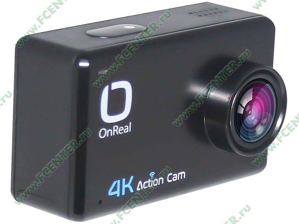 """Экшн-камера OnReal """"B1-BS"""". Фото производителя 1."""