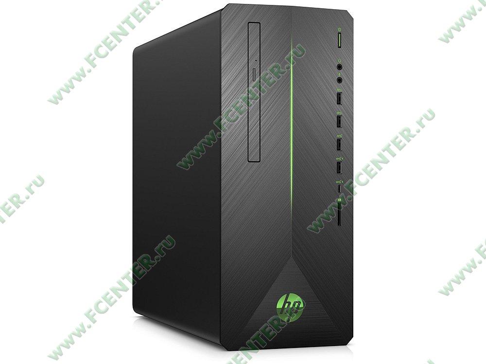 """Игровой компьютер HP """"Pavilion Gaming 690-0010ur"""". Фото производителя."""