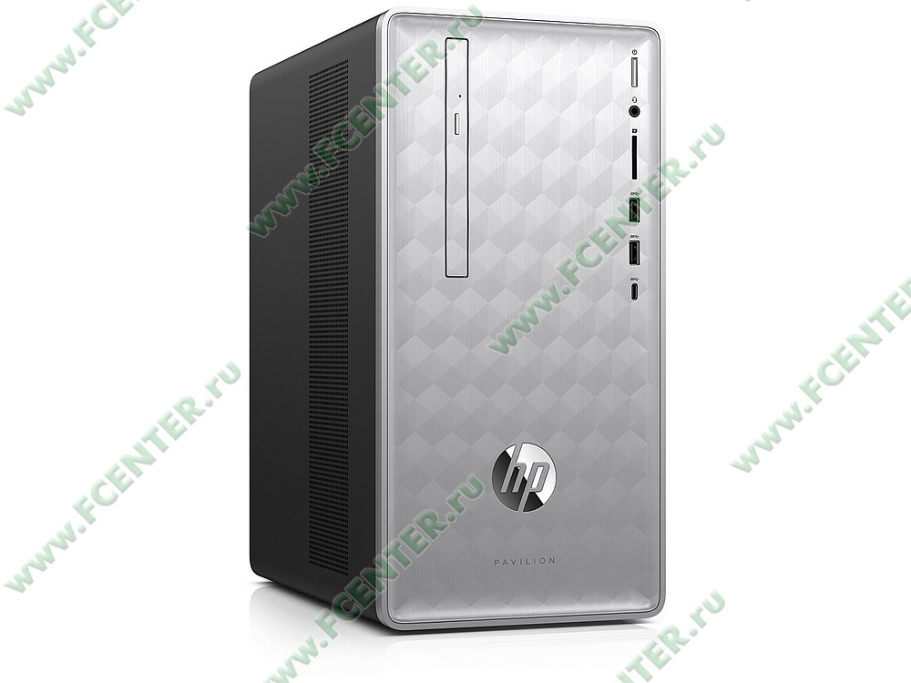 "Компьютер HP ""Pavilion 590-p0012ur"". Фото производителя."