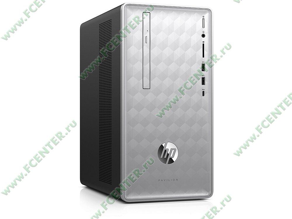 "Компьютер HP ""Pavilion 590-p0007ur"". Фото производителя."