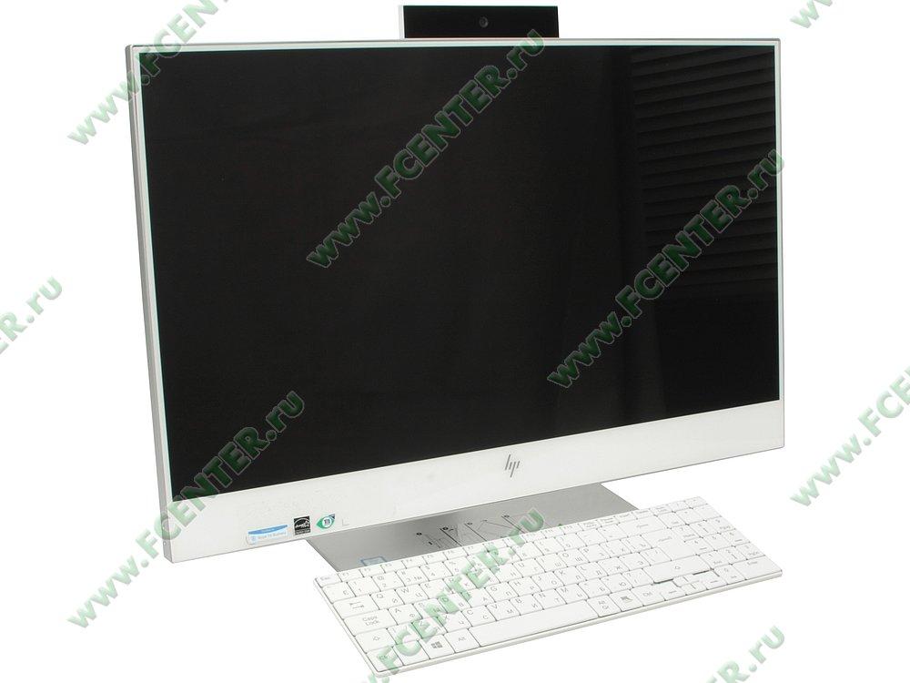 """Моноблок HP """"EliteOne 800 G4 Healthcare Edition"""". Вид спереди 1."""