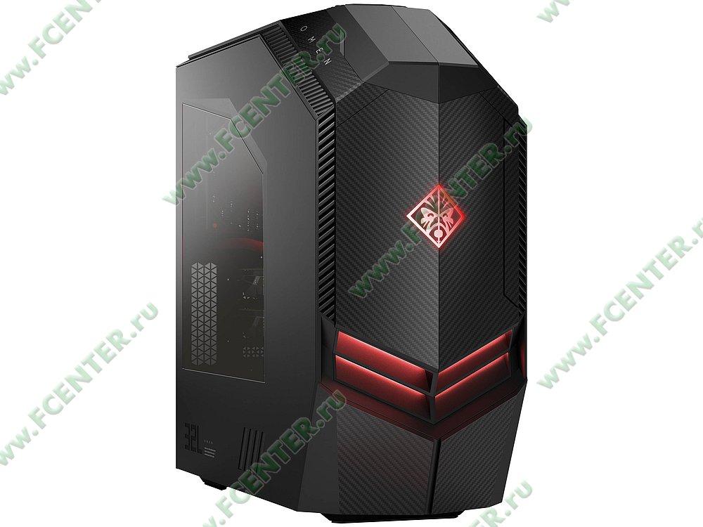 """Игровой компьютер HP """"Omen 880-135ur"""". Фото производителя."""