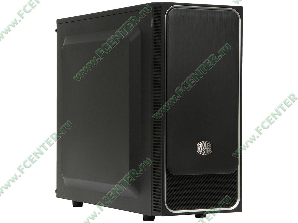 """Корпус Cooler Master """"MasterBox E500L"""" (без БП). Вид спереди 1."""