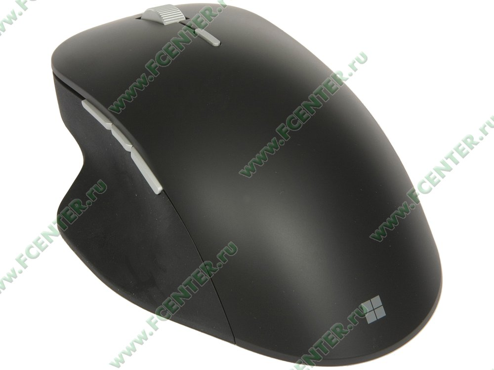 """Оптическая мышь Microsoft """"Precision Mouse"""", беспр. (Bluetooth). Вид спереди."""