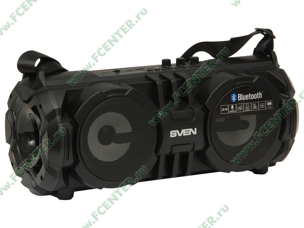 """Акустическая система Sven """"PS-485"""". Вид спереди."""