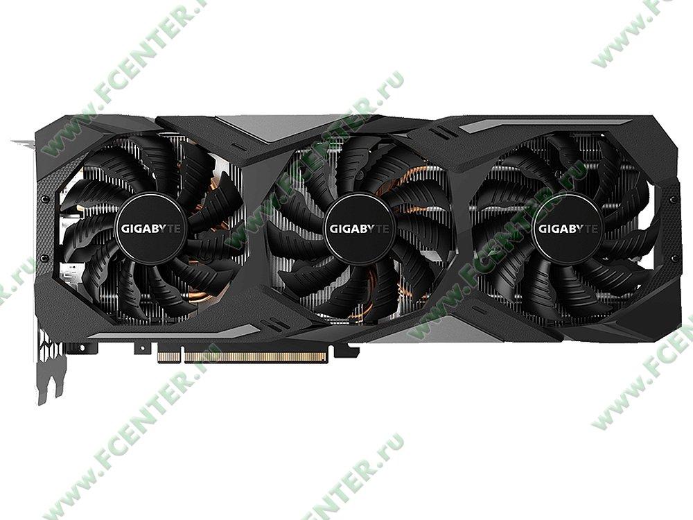"Видеокарта GIGABYTE ""GeForce RTX 2080 Ti GAMING OC 11G"". Фото производителя 1."