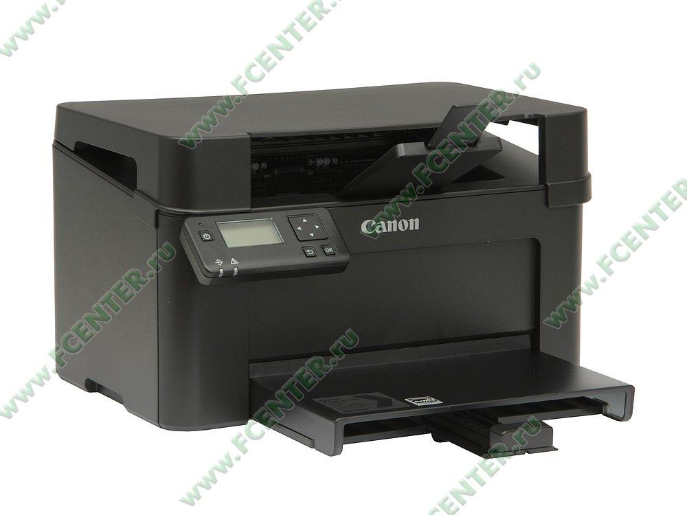 "Лазерный принтер Canon ""i-SENSYS LBP113w"" A4 (USB2.0, WiFi). Вид спереди 1."