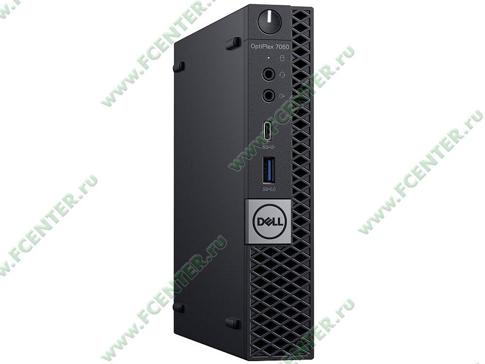 "Компьютер Dell ""OptiPlex 7060 MFF"". Фото производителя."