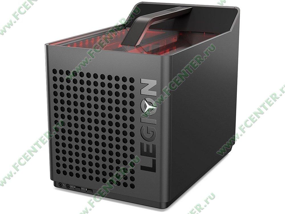 """Игровой компьютер Lenovo """"Legion C530-19ICB"""". Фото производителя."""