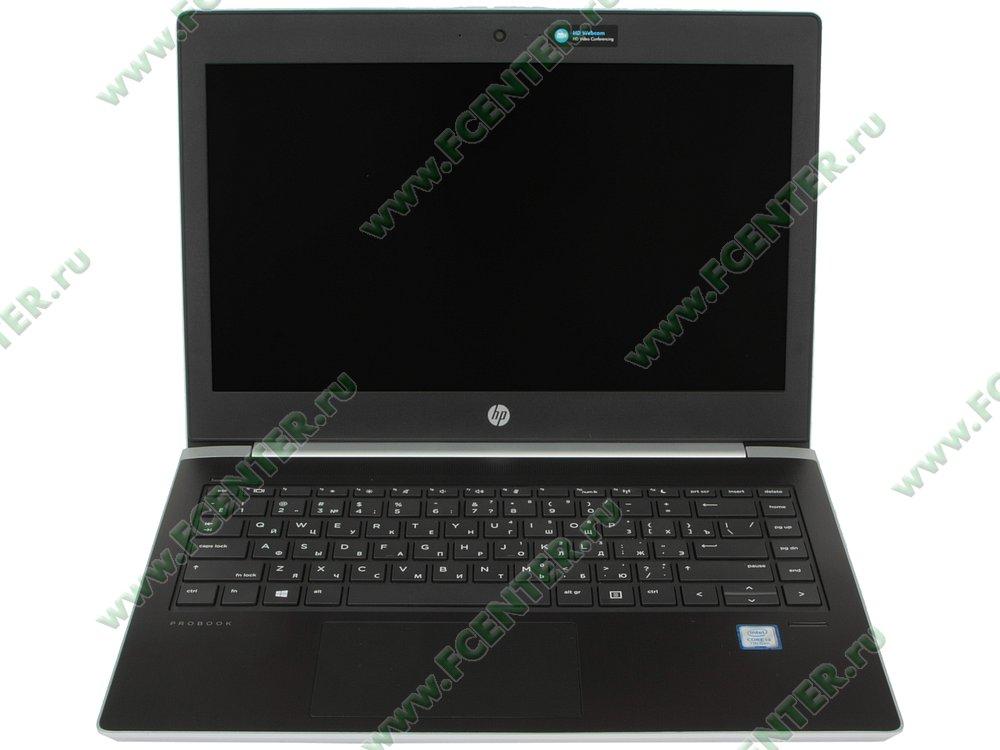 "Ноутбук HP ""ProBook 430 G5"". Вид cпереди 1."