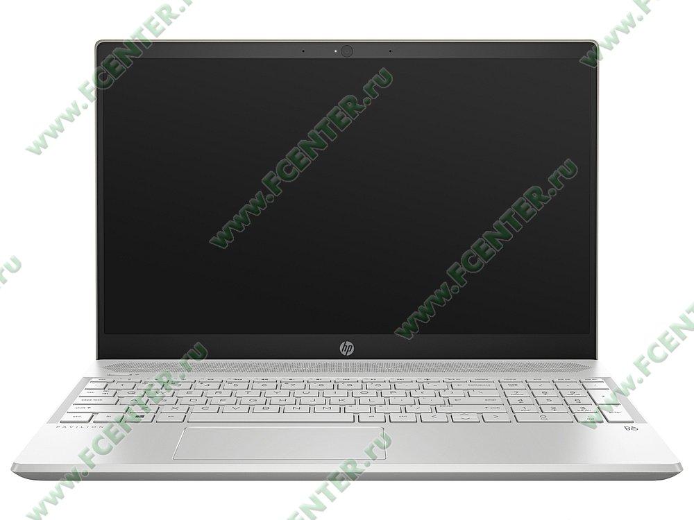 "Ноутбук HP ""Pavilion 15-cs0000ur"". Фото производителя 1."
