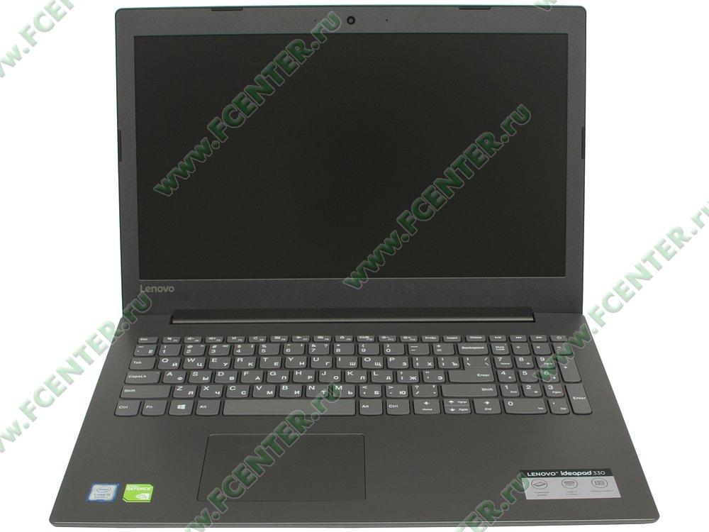 """Ноутбук Lenovo """"IdeaPad 330-15IKBR"""". Фото производителя."""