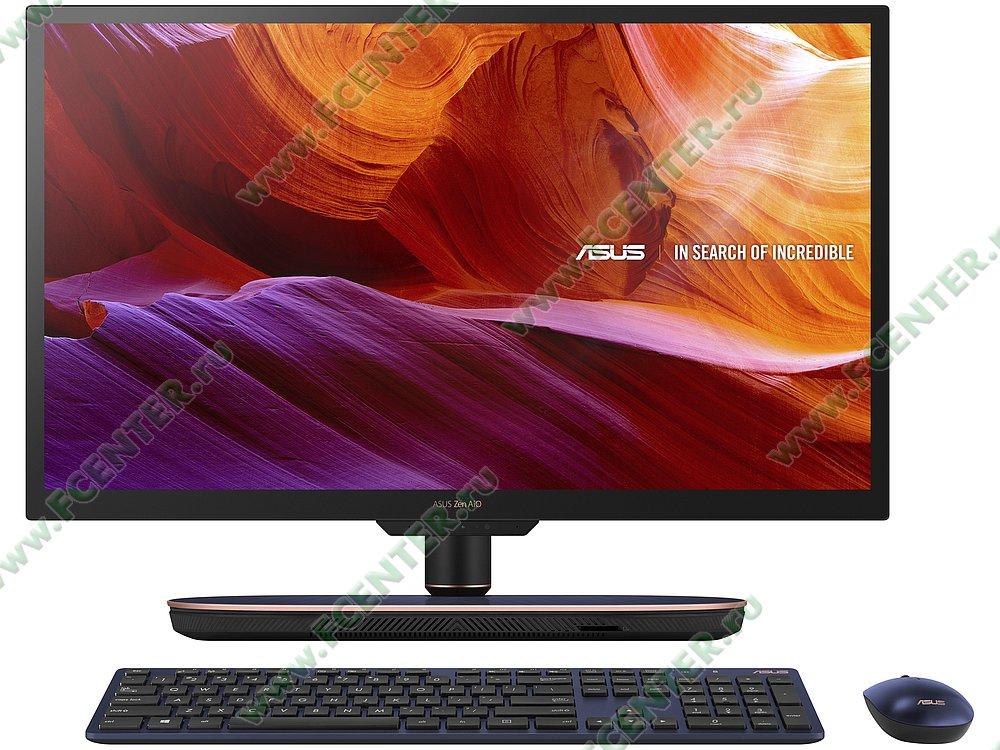 "Моноблок ASUS ""Zen Z272SDT-BA055T"". Фото производителя."