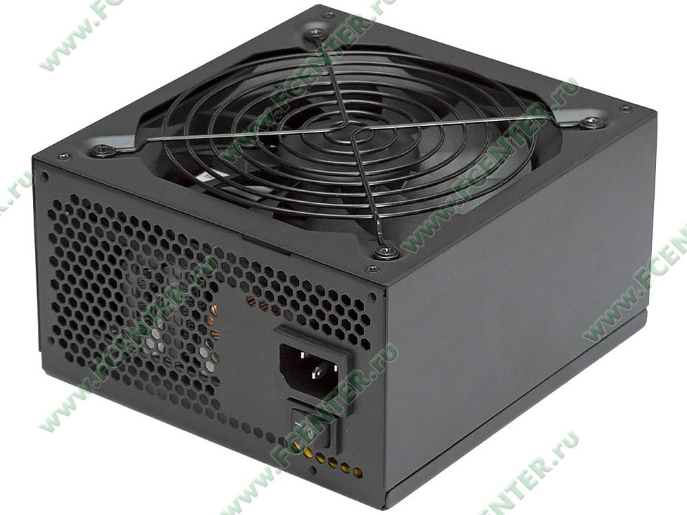 """Блок питания 700Вт HIPER """"HPB-700FM"""" ATX12V V2.31. Фото производителя 1."""