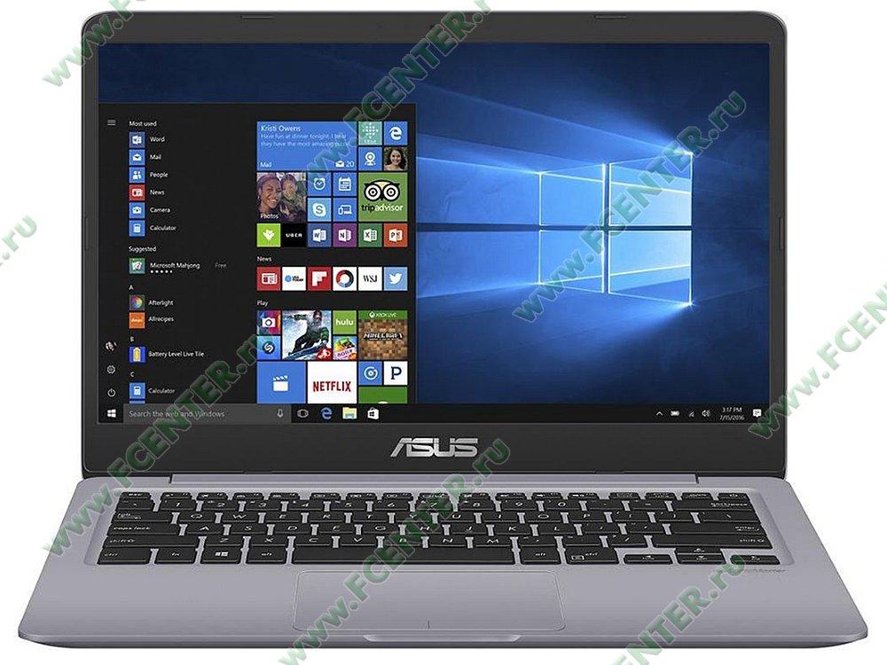 "Ноутбук ASUS ""VivoBook S410UA-EB1139R"". Фото производителя."