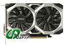 "Видеокарта MSI ""GeForce GTX 1650 VENTUS XS 4G OC 4ГБ"""