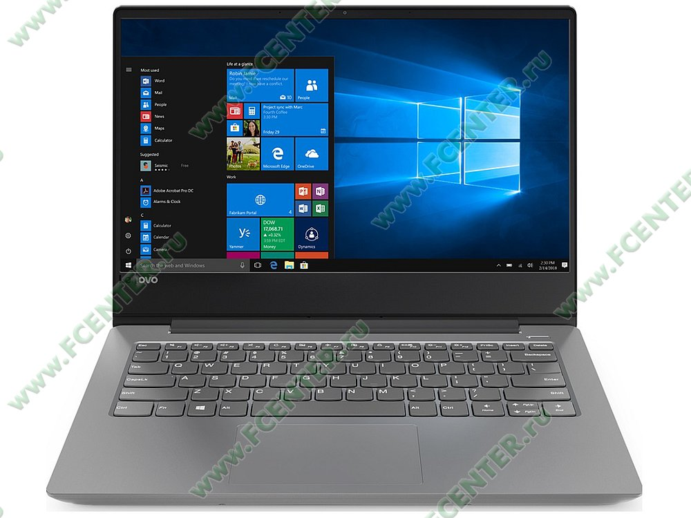"Ноутбук Lenovo ""IdeaPad 330S-14AST"". Фото производителя 1."