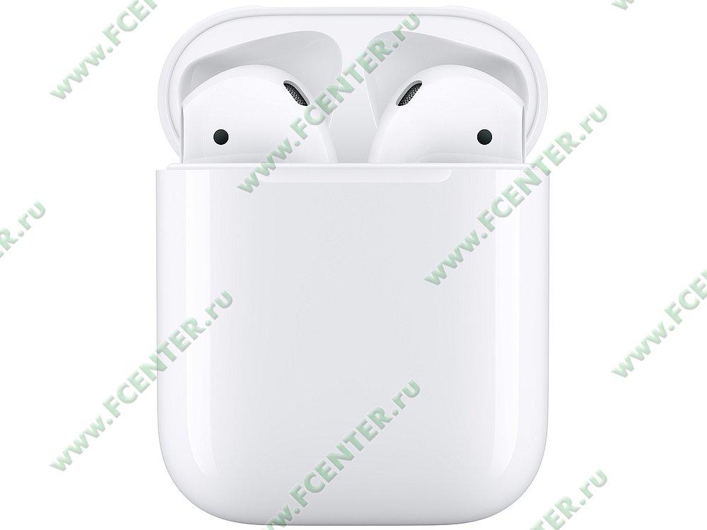 "Гарнитура Apple ""AirPods"". Фото производителя 1."