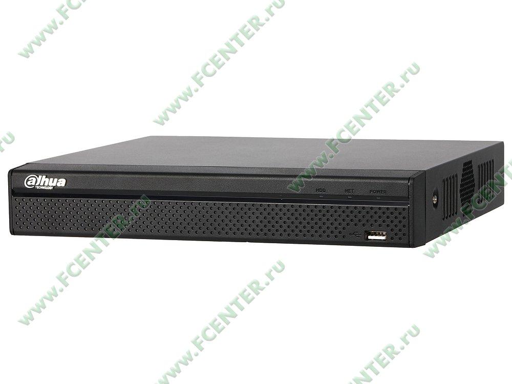 """Цифровой IP-видеорегистратор Dahua """"DHI-NVR2108HS-8P-4KS2"""". Фото производителя."""